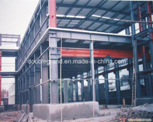 Metal Material/Steel Structure Warehouse / Workshop pictures & photos