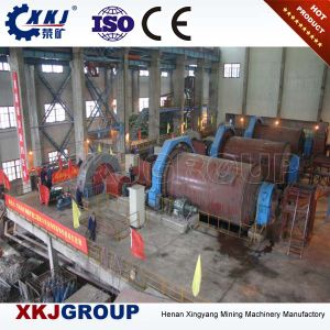 ISO 9001 & CE Certified Ball Mill / Wet Grinding Mill pictures & photos