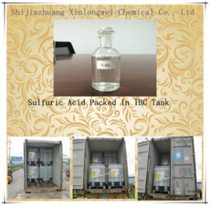 Excellent Quality 98% Sulfuric Acid pictures & photos