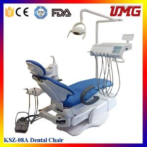 Hot Sale Join Champ Dental Unit with Dentist Stool pictures & photos