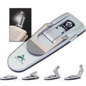 Promotional LED Reading Book Light with Logo Printed (4002) pictures & photos