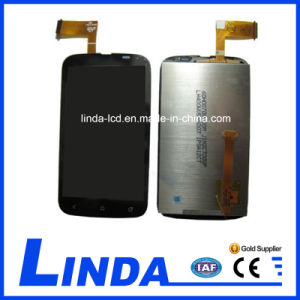 Brand New for HTC Desire V T328W LCD Digitizer Assembly pictures & photos