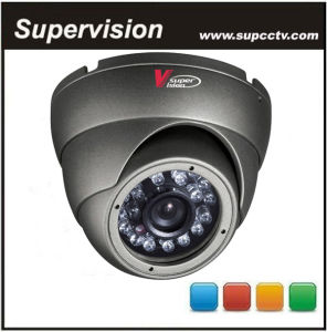 700tvl Sony Exview CCD 24PCS IR CCTV Vandal Proof Dome Camera 3.6mm Lens (SV-Y301)