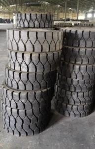 Bias Nylon Pneumatic Forklift Tire Tt 700-9 7.00-9 6.50-10 650-10 pictures & photos