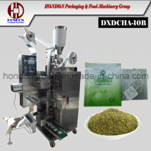 DXDCH-10B Automatic Filter Paper Tea Bag Packing Machine pictures & photos