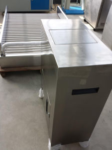 Ice Cream Maker Enclosure with Polished Ss304 pictures & photos