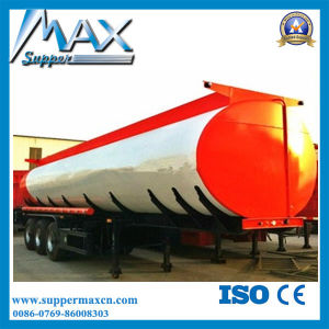 High Quality Aluminum Tanker Trailer pictures & photos