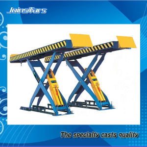 Large Scissor Lift for Car Lifter pictures & photos
