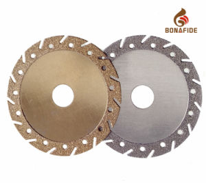 Electroplated Diamond Blade Cutting Segmented Type pictures & photos
