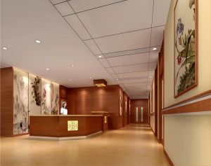 The New Hospital Interior Handrails pictures & photos