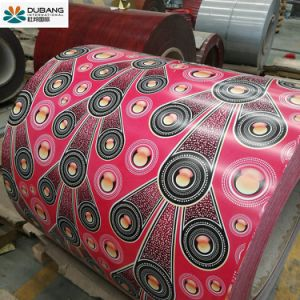 Galvanized Steel Coil & PPGI with The Newest Flower Design pictures & photos