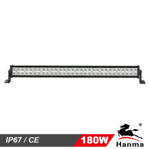 10-30V DC off Road SUV 4X4 180W LED Light Bar (HML-B2180)
