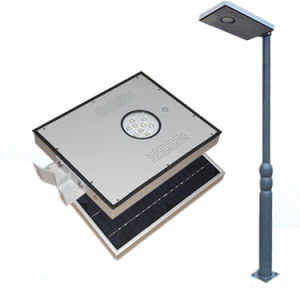12W Integrated Solar Street Light for Outdoor pictures & photos