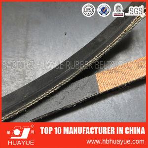 DIN Z Rubber Grade Ep Rubber Conveyor Belting pictures & photos