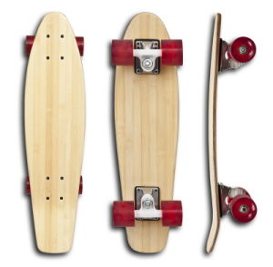 Bamboo Skateboard (SKB-22) pictures & photos
