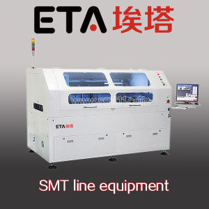 Full Auto Solder Paste Printer with Vision for LED 1200*300mm pictures & photos