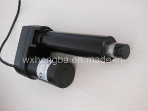 Gear Wheel Electric Linear Motors Actuator Hb-DJ808 pictures & photos