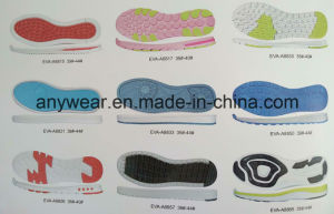 EVA Sports Shoes Outsole (EVA 25-30) pictures & photos