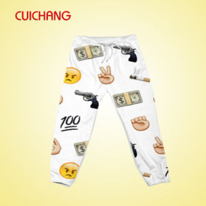 Cheap and Good Quanlity Jogger Sweatpants, Custom Male Sweapants, All Over Sublimation Sweatpants (SP-04)