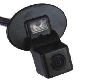 Waterproof Night Vision Car Rear-View Camera for KIA Forte pictures & photos