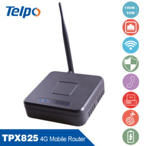 Mobile Lte Router, VoIP Router Telpo pictures & photos