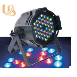 Club Lighting 36X3w LED UV PAR Color Change DJ Light pictures & photos