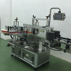 Full Automatic Double Side Labeling Machine pictures & photos