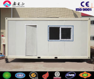 Steel Structure Removable Container House/ Modular Container House (CH-45) pictures & photos
