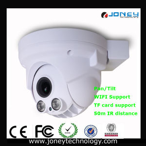Fashionable Cloud 2 Megapixel 1080P WiFi Pan Tilt Dome IP Camera pictures & photos