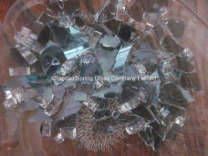Tempered Glass Cullets pictures & photos