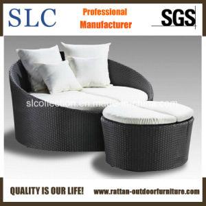 Lounge Set/Round Rattan Garden Lounge (SC-B4527) pictures & photos
