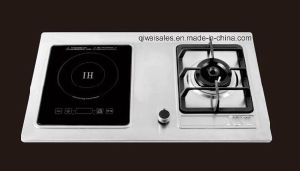 Gas Stove with 2 Burners (JZ(Y. R. T)2-B23)