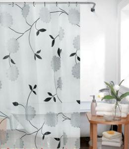 PEVA Shower Curtain - 5