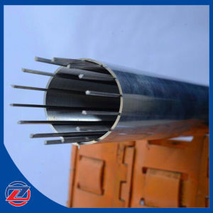 Perfect Round and Smooth Surface Wedge Wire Screen Filter for Oil Refinery Equipment pictures & photos