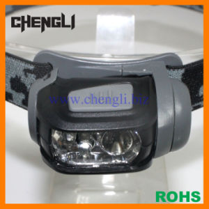 CREE LED Headlamp with 3AAA Battery (LA1231)