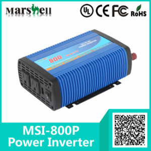 600~1000W Modified Sine Wave Power Inverter for Work, Play and Emergency pictures & photos