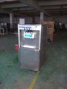 Floor Standing Soft Serve Ice Cream Machine pictures & photos
