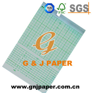 Medical ECG Recording Tissue Paper in Carton Package pictures & photos