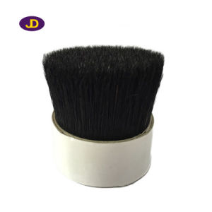 Natural Black Boar Pure Bristle for Polish Brush pictures & photos
