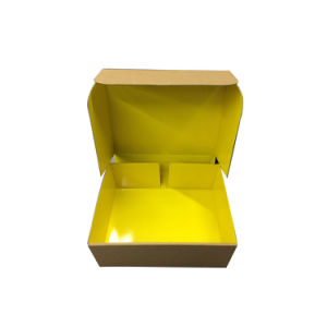 Corrugated E-Flute Color Box, Clothing Box Packaging, Stylisht-Shirt Packaging Box pictures & photos