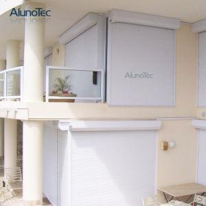 Aluminum Electric Horizontal Windows Roller Shutter pictures & photos