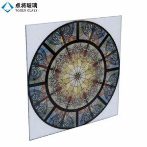 Free Design Silk Screen Ceramic Frit Glass pictures & photos