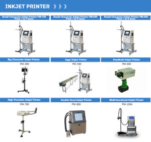 Hot Sell Small Character Batch Number Automatic Inkjet Printer pictures & photos