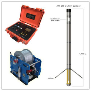 Estimate Ground Water Quality and Aquifer Groundwater Gamma and Long-Short-Normal Resistivity Logs pictures & photos