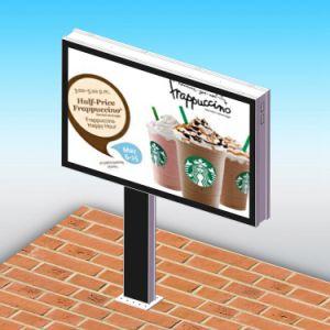 Double Side Scrolling Billboard-New Design LED Backlit Board-Advertising Billboard pictures & photos