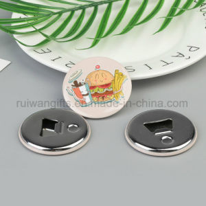 New Promotional Gifts Oval Magnetic Bottle Opener pictures & photos