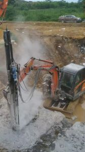 Various Hydraulic Excavator Mounted Pd-Y90 pictures & photos
