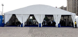 Outdoor Event Party Tent with Special Roof for Exhibition pictures & photos