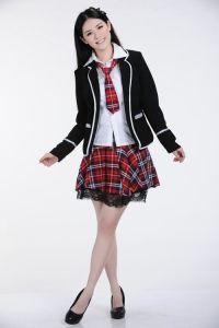 New Design School Uniform for Primary School pictures & photos