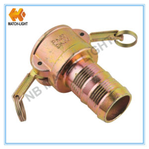 Malleable Iron / Steel Mortar Hose Couplings and Plugs pictures & photos